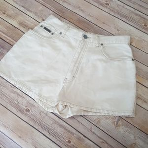 High Waisted Vintage Calvin Klein Shorts